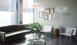Opal: Food+ Body Wisdom waiting room