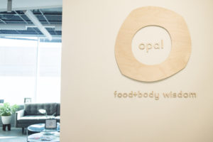 Opal: Food+ Body Wisdom group room waiting room