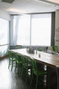 Opal: Food+ Body Wisdom dining room